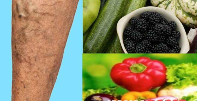 7 Alimentos Para Mejorar La Circulación Sanguínea En Las Piernas 2021