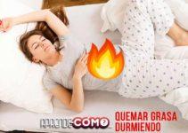 como-quemar-grasa-mientras-duermes